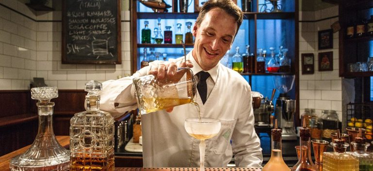 Bar Americano: A Cocktail Of Commitment And Perseverance