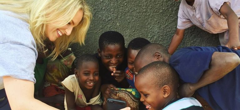 The Hunger Project: Fiona Dickson's Humanitarian Trip To Uganda