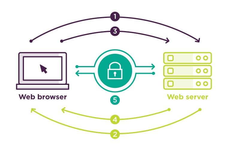 SSL Handshake   Understanding Online Data Security