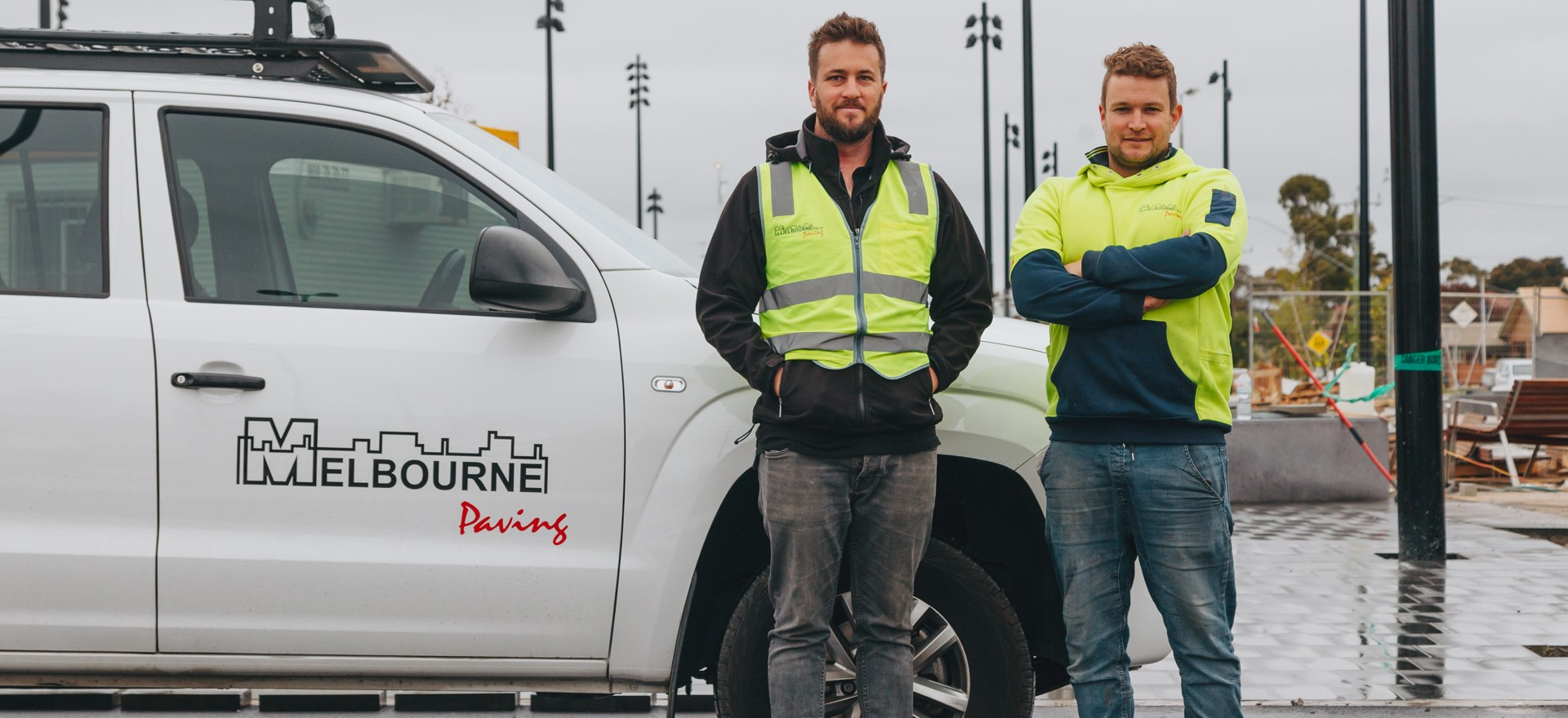 Melbourne Paving: Laying The Foundation For Growth