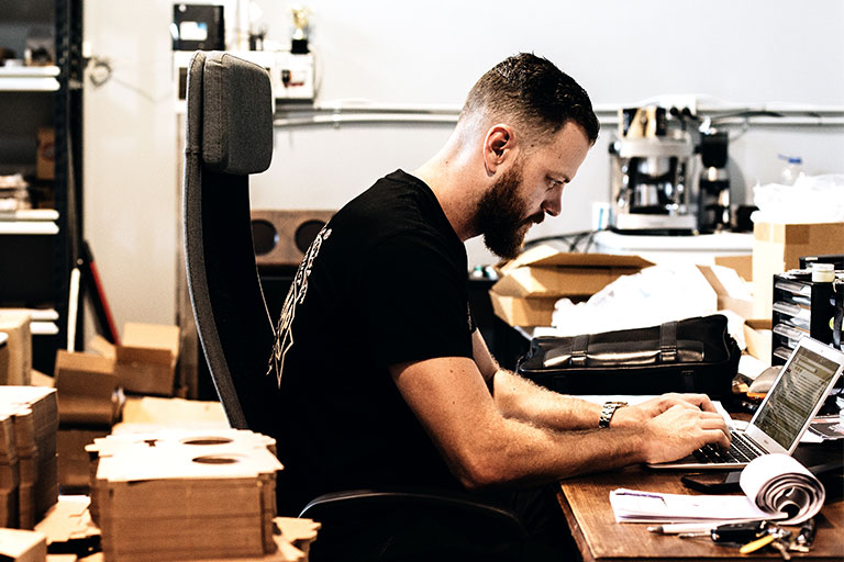 The Bearded Chap growing their business