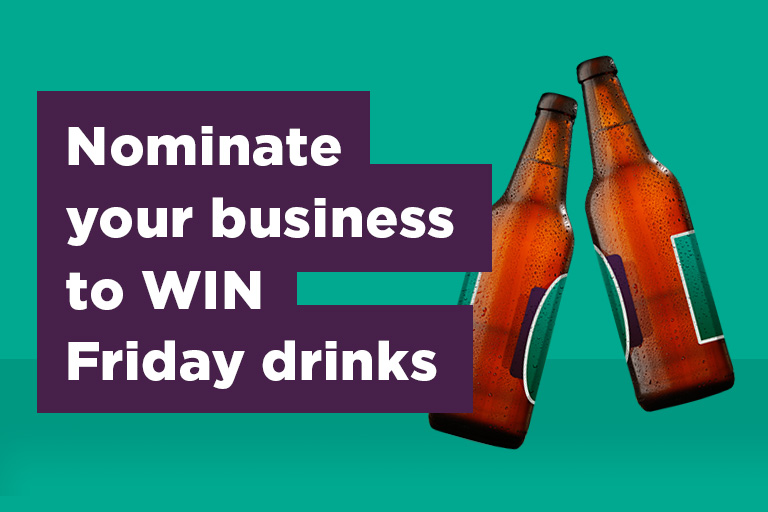 Win Friday Drinks with Moula.com.au
