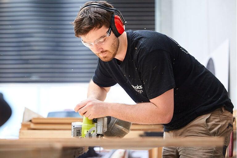 Nicholas Design | Backing good business