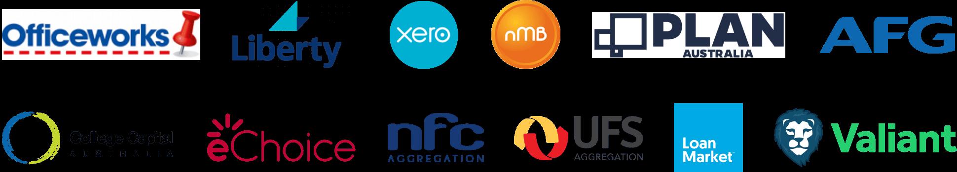 Partner Logos | Moula